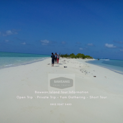 bawean tour information