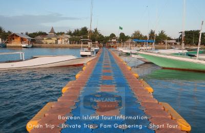 paket wisata pulau bawean