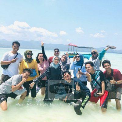 bawean tour