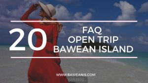 paket wisata ke pulau bawean 2021