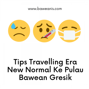 Tips travelling New Normal