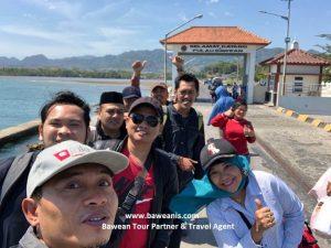 paket tour travel trip murah ke pulau bawean 2021 2022